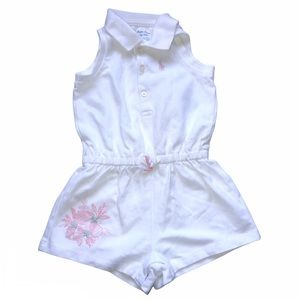 Ralph Lauren Baby Girl Romper 6m